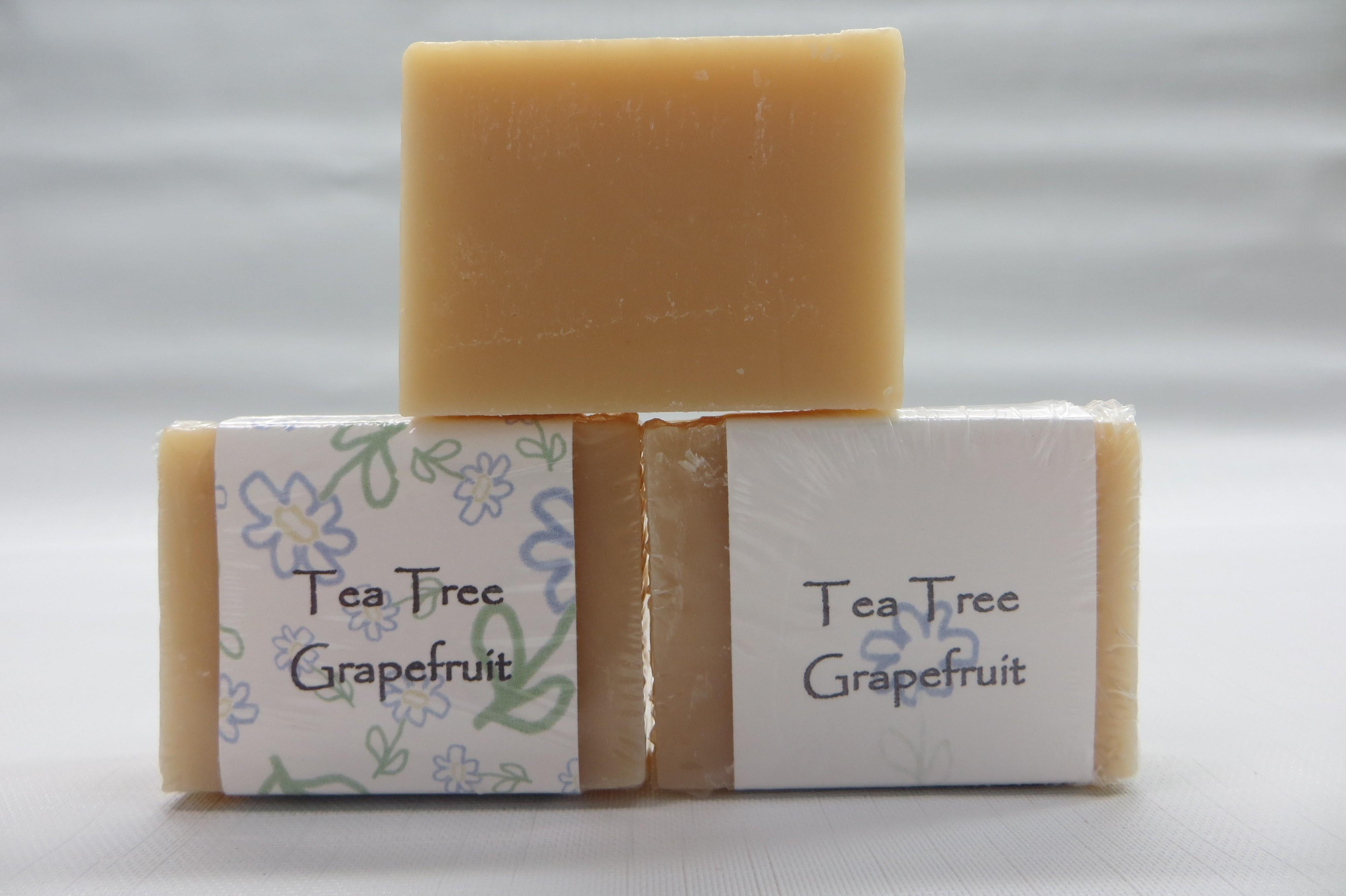 Tea Tree Grapefruit
