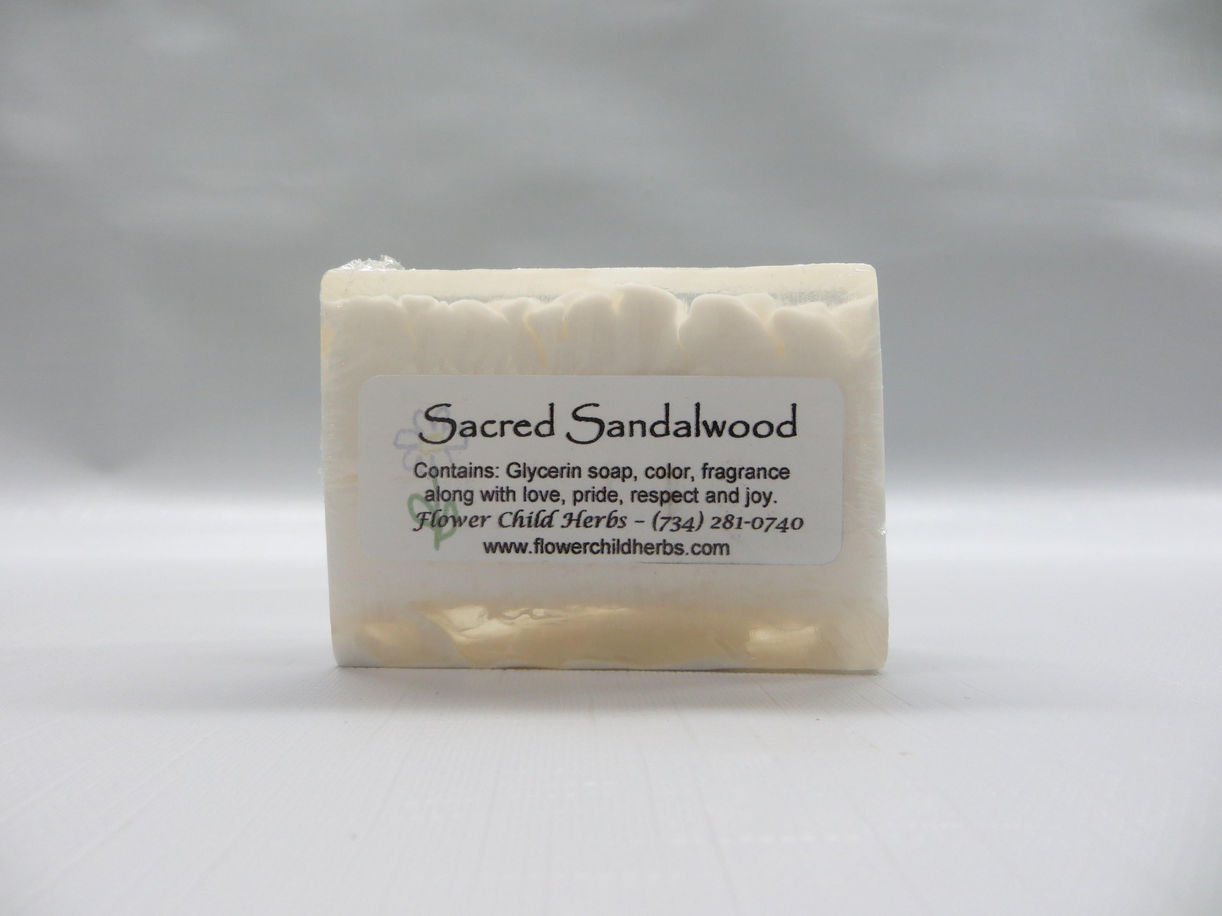 Sacred Sandalwood